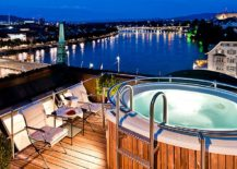 Terrace-Jacuzzi-at-Les-Trois-Rois-offers-awesome-view-of-Basel-217x155