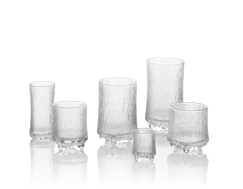 Tapio Wirkkala'sdistinctiveUltima Thule series was inspired by Lapland's melting ice.