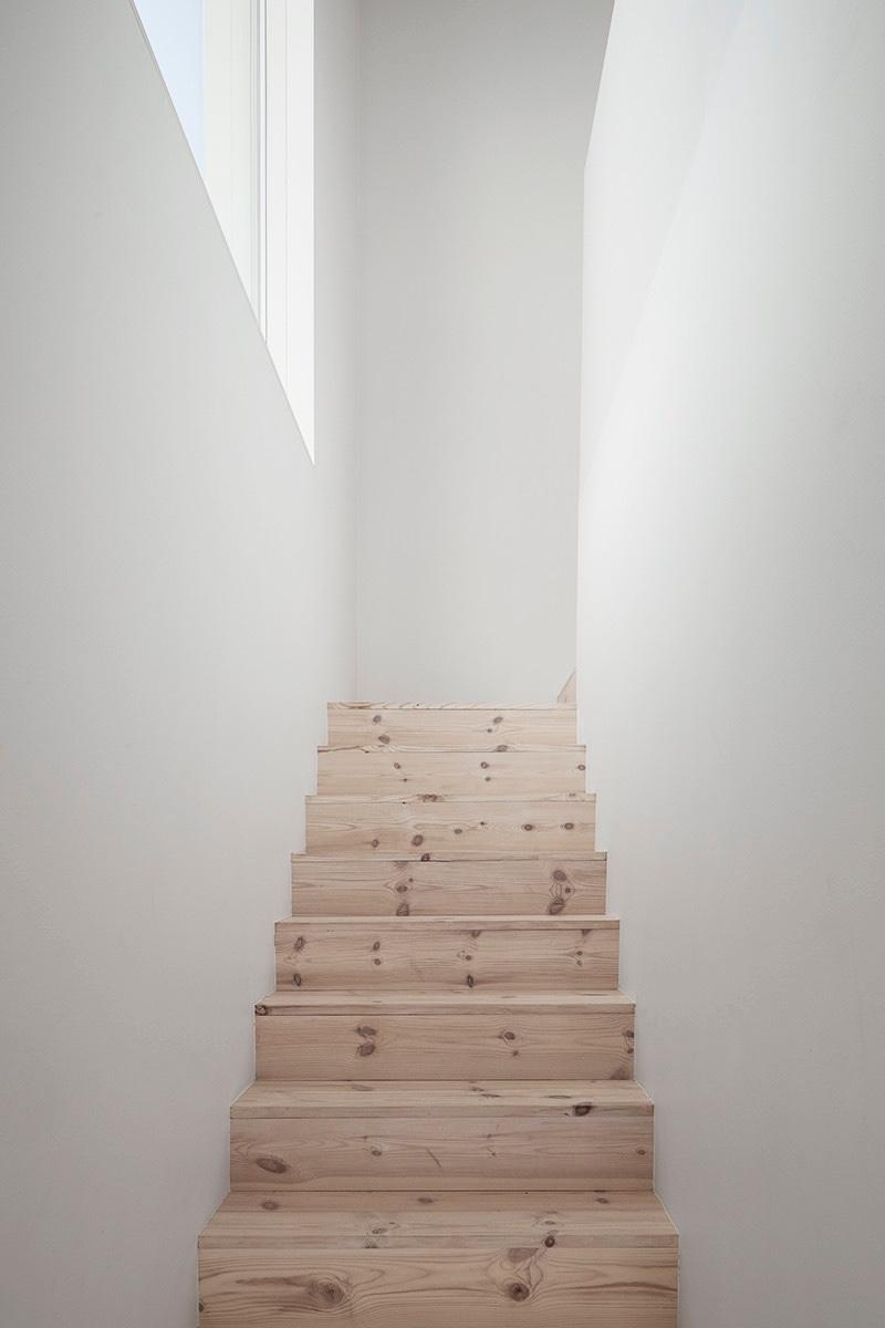 Villa Mörtnäs stairway