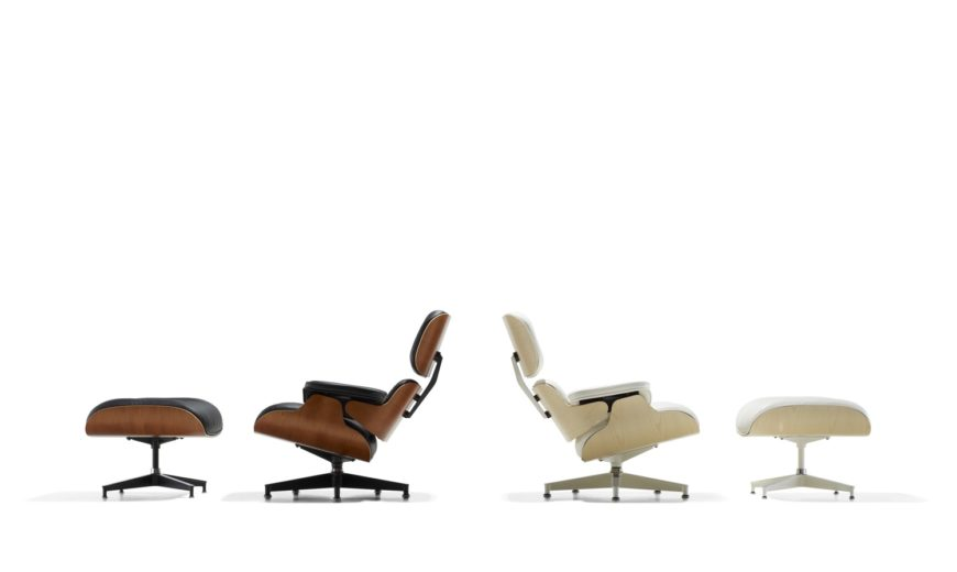 613218906903 Design Classic Stories  The Eames Lounge Chair and Ottoman