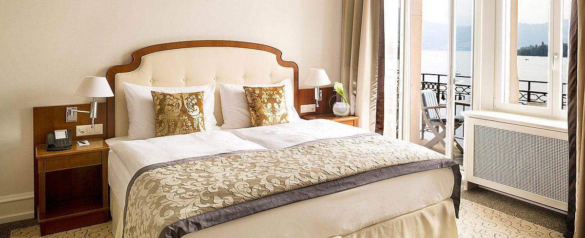 World class facilities and luxury at Palace Luzern
