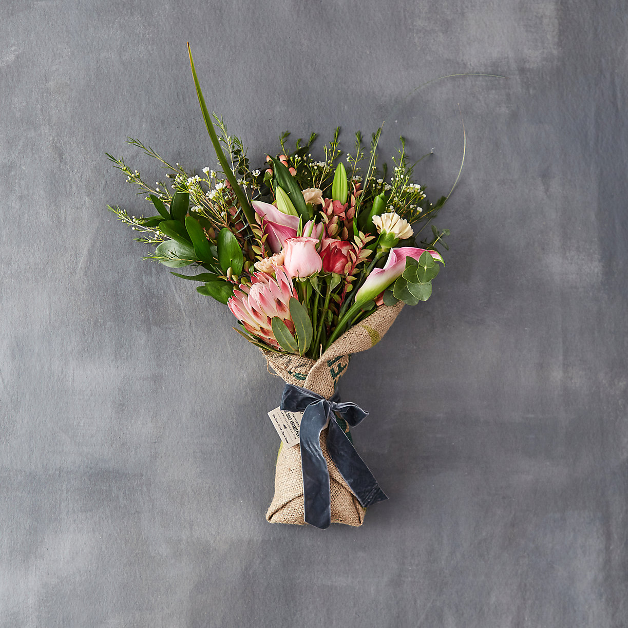 A fresh bouquet of flowers from Terrain