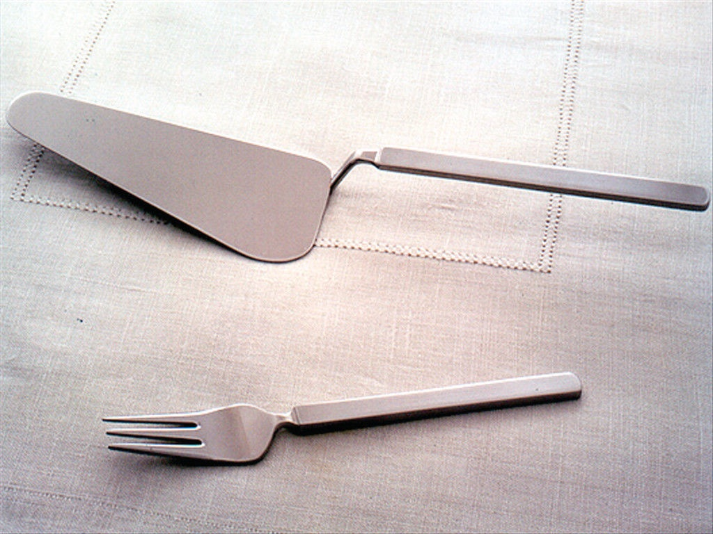 Alessi Dry cutlery set