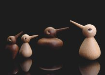 BIRD family 217x155 10 Wooden Birds to Celebrate the Year of the Rooster