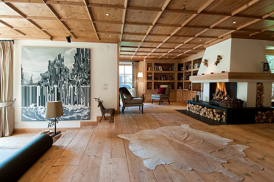 Beautiful-and-classic-design-of-Chalet-Maria-Schnee-rebuilt-in-2008