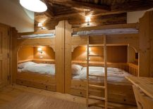 Bunk-beds-provide-ample-sleeping-space-for-kids-at-the-chalet-217x155