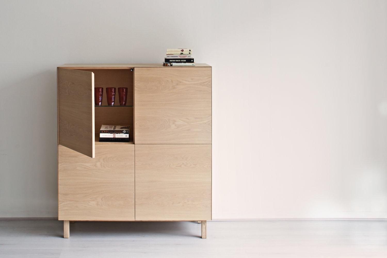 Cubo Square Cabinet