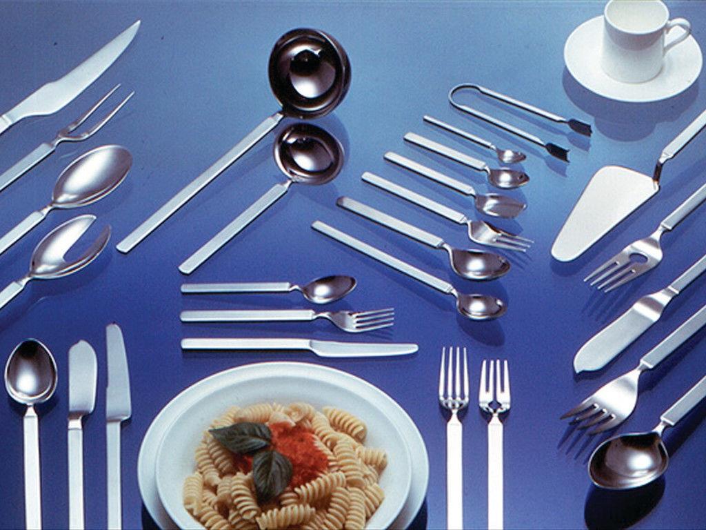Dry cutlery set
