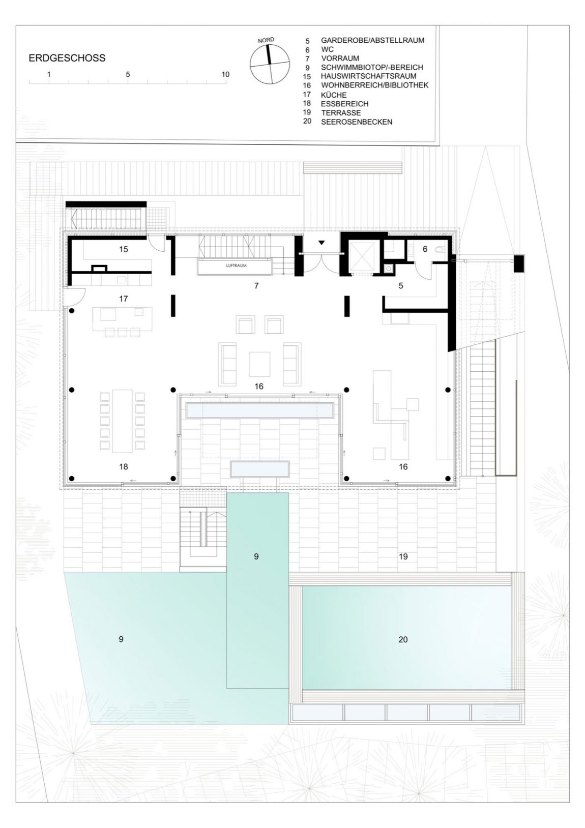 First level floor plan of POHO33