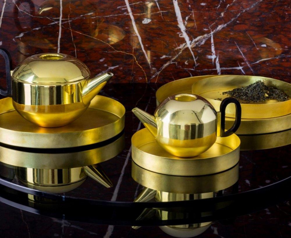 Form Teapots from Tom Dixon