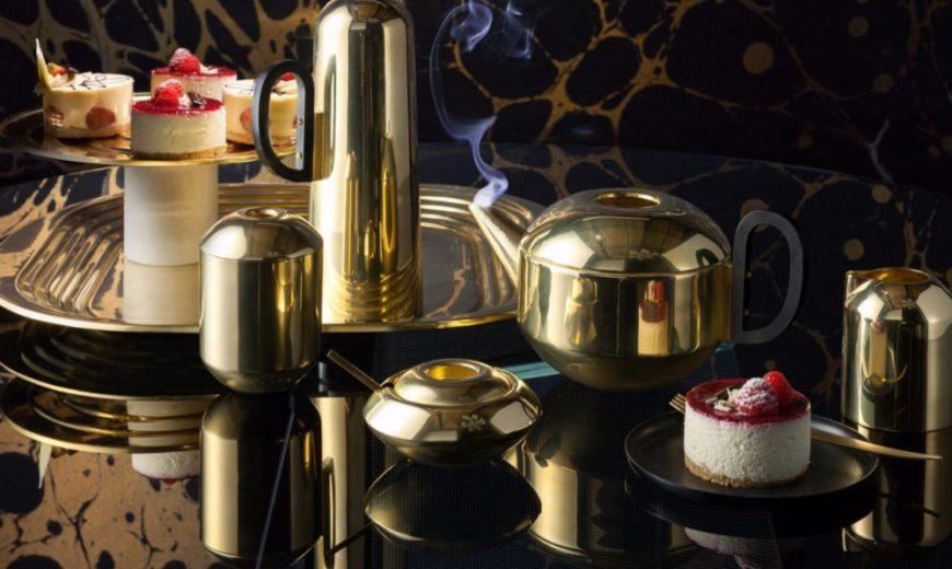 The Beauty of Sculptural Modern Tea Sets