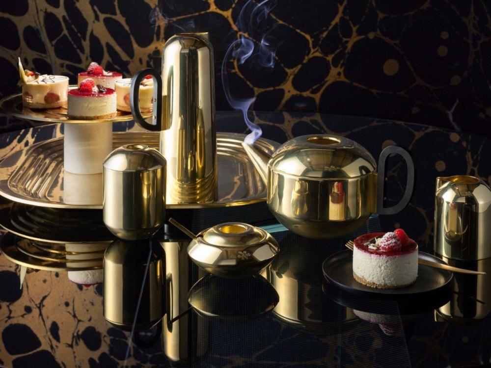 Form tea style