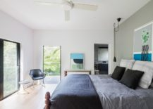 Gray-and-white-bedroom-with-pops-of-blue-217x155