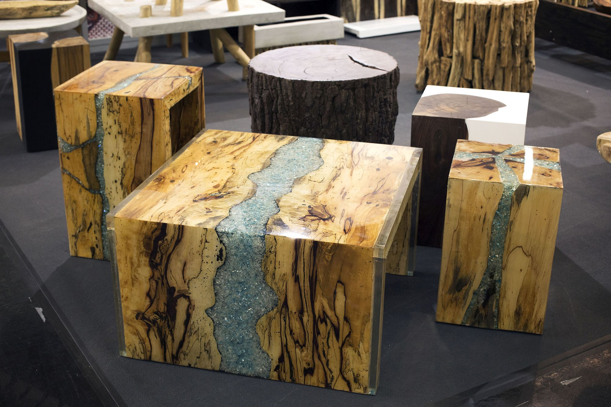 Indonesia brings trendy and fascinating new decor in wood – IMM Cologne 2017