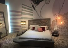 Ingenious bed design with headboard that offers an artistic twist 217x155 Finding the Right Headboard: 20 Contemporary Ideas to Get You Started!