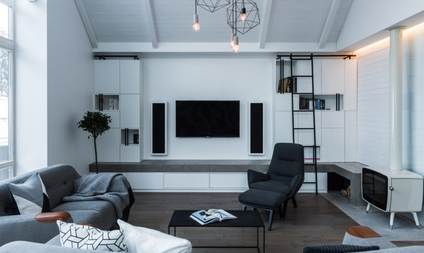 12 Ways To Make Monochrome Work In Your Home
