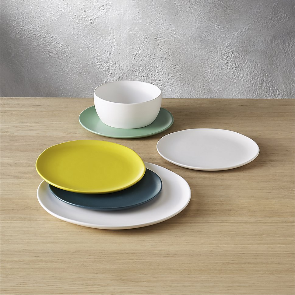New dinnerware from CB2