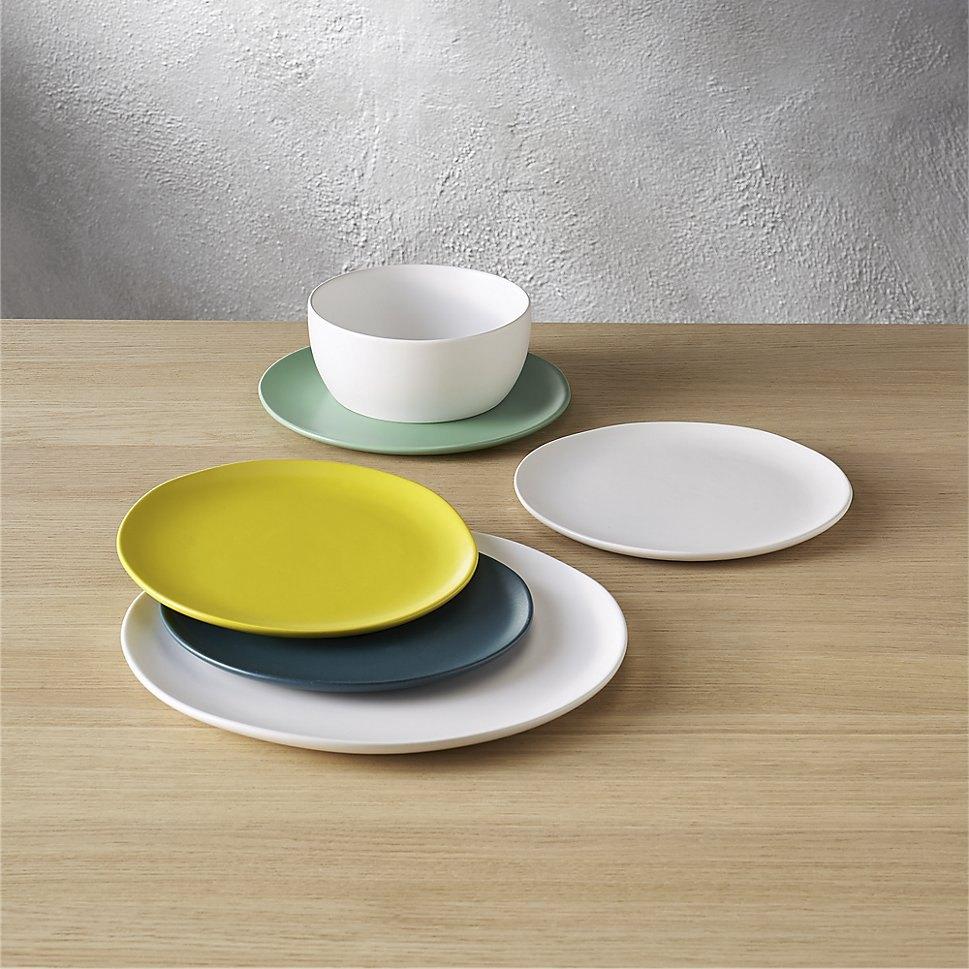 New dinnerware from CB2