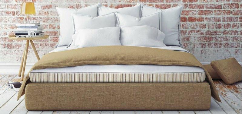 Organic mattress from Essentia