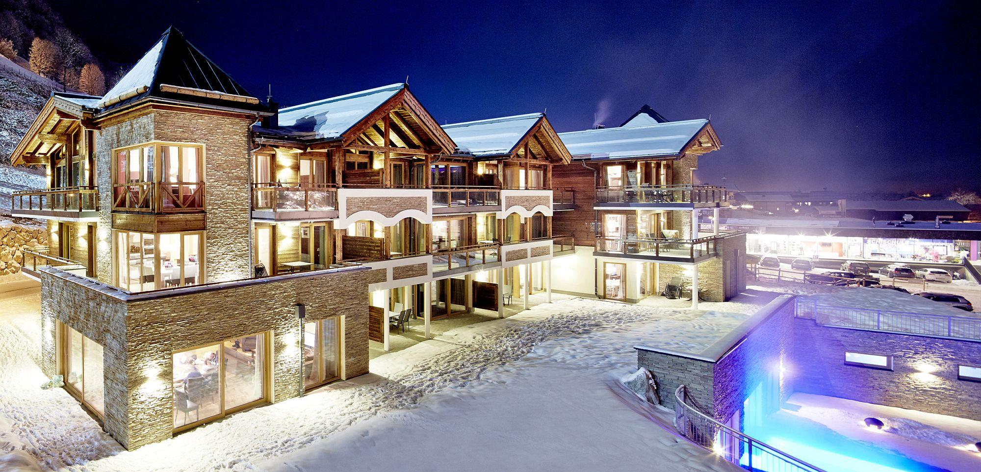 Relaxing-and-lavish-Wildkogel-Resort-in-Austria