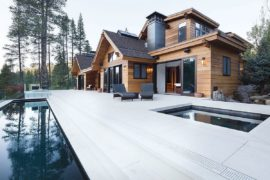 Stunning Views, Ski Slopes and a Cozy Ambiance: Crystal Clear in Olympic Valley