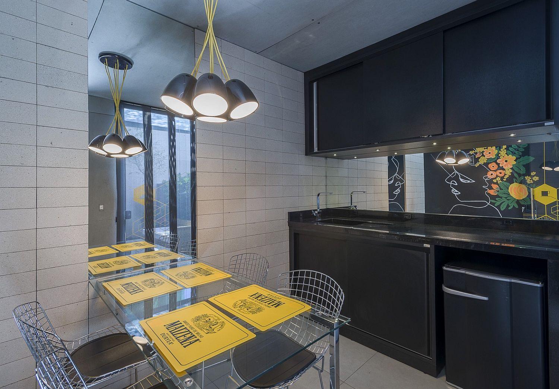 Small office kitchen design