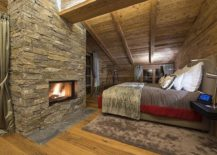Stone-fireplace-of-the-chalet-bedroom-217x155