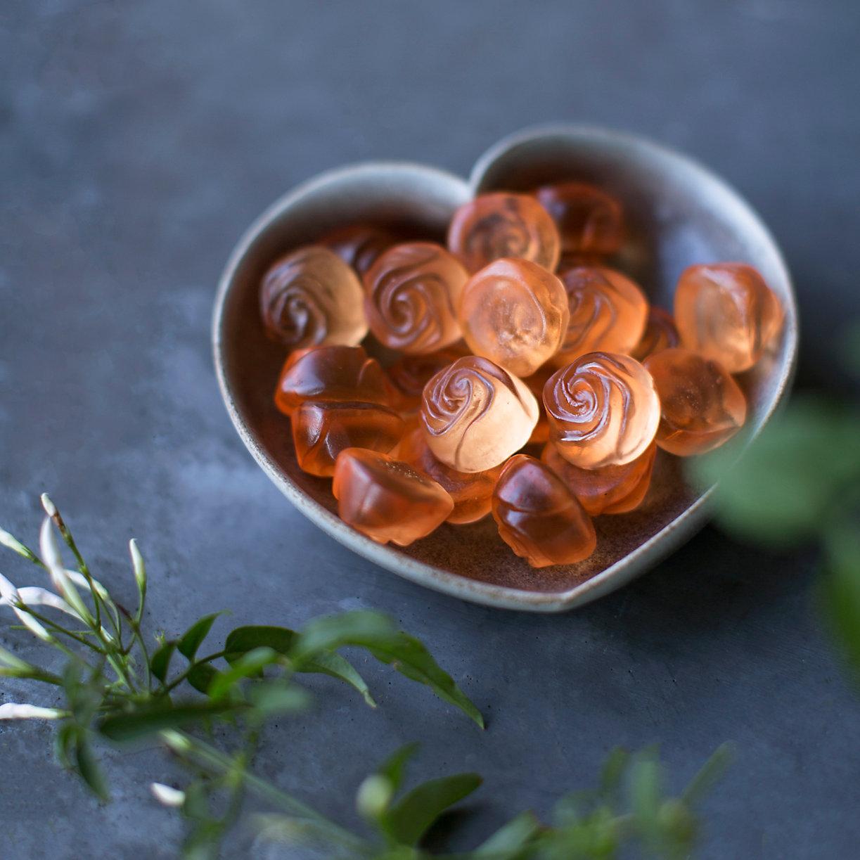 Sugarfina rose gummies