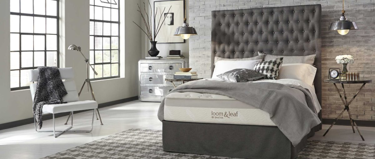 The Loom & Leaf mattress by Saatva