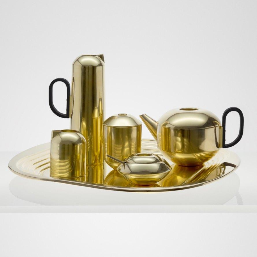 Tom Dixon Form tea set