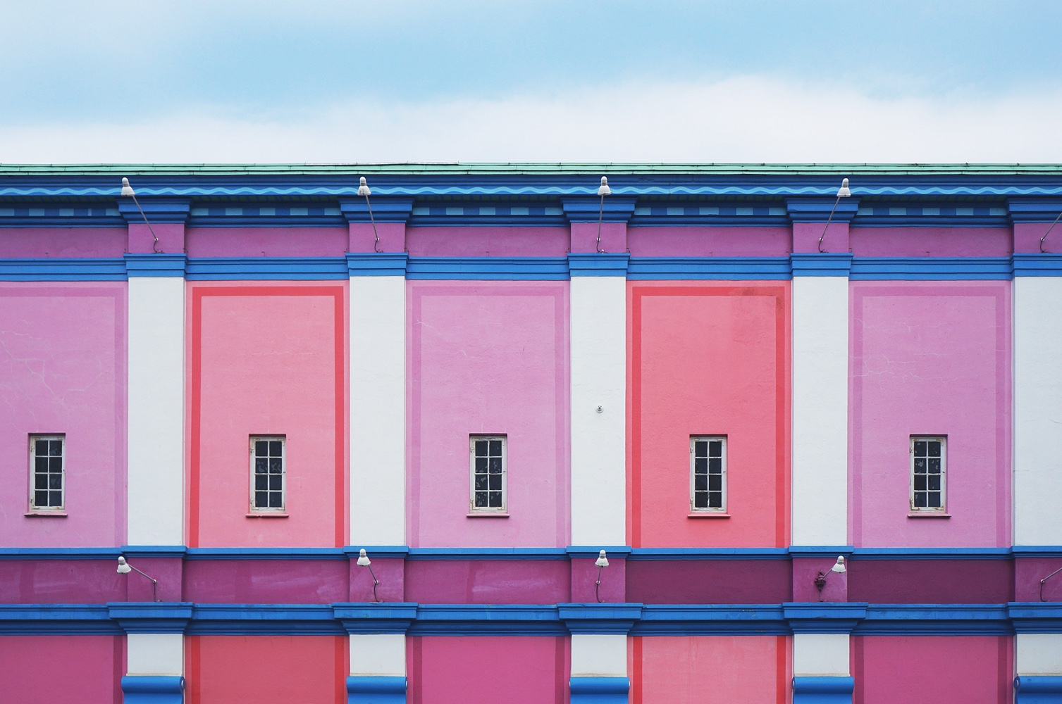 Color Therapy: In the Pink