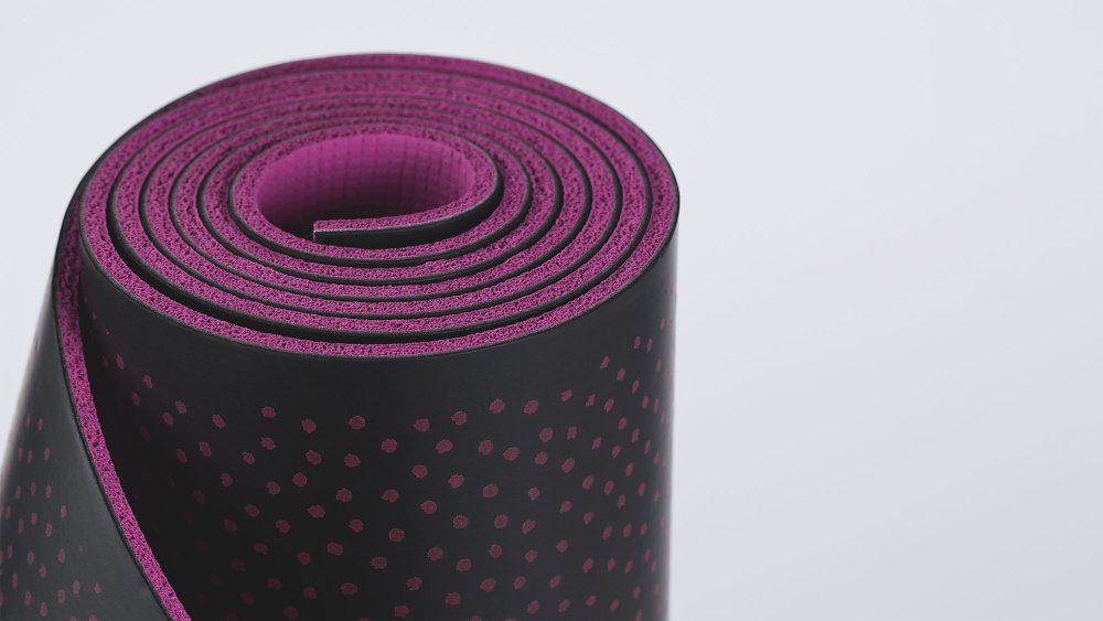 Yoga mat from Lululemon