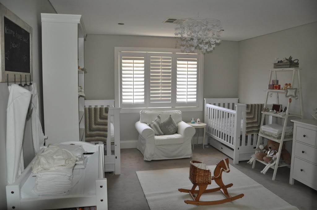 A darker, peaceful nursery