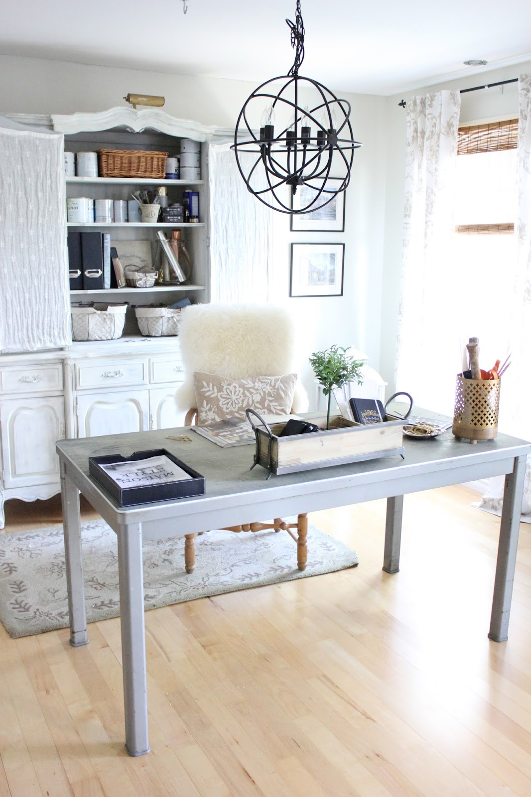 Home Office Room Design: Cozy Workspaces: Home Offices With A Rustic Touch