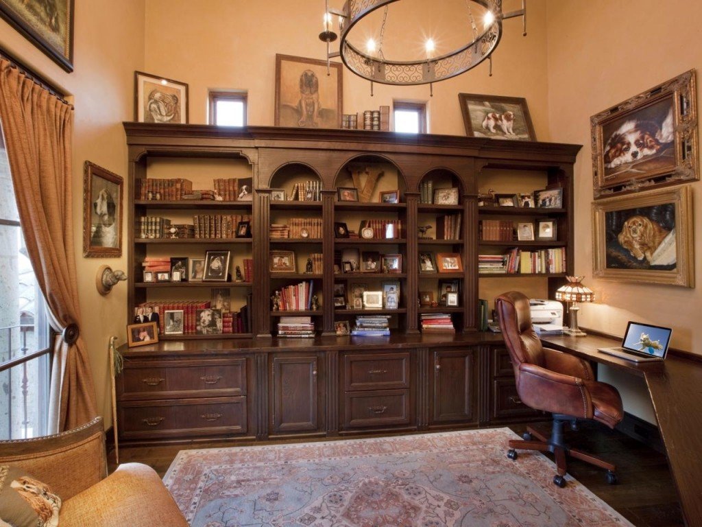 shelf space for books and more