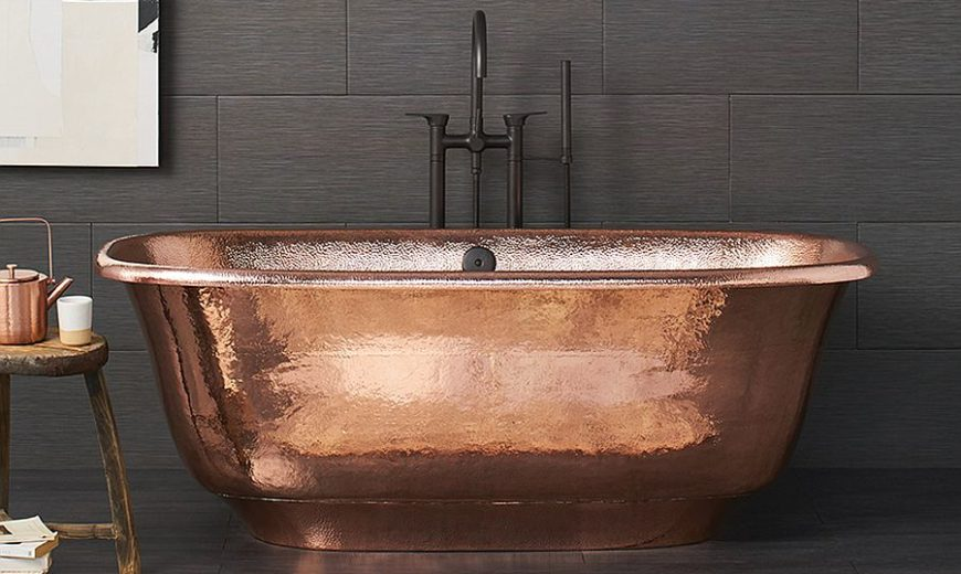 Metallic Magic: 13 Ways to Bring Home Polished Copper and Nickel