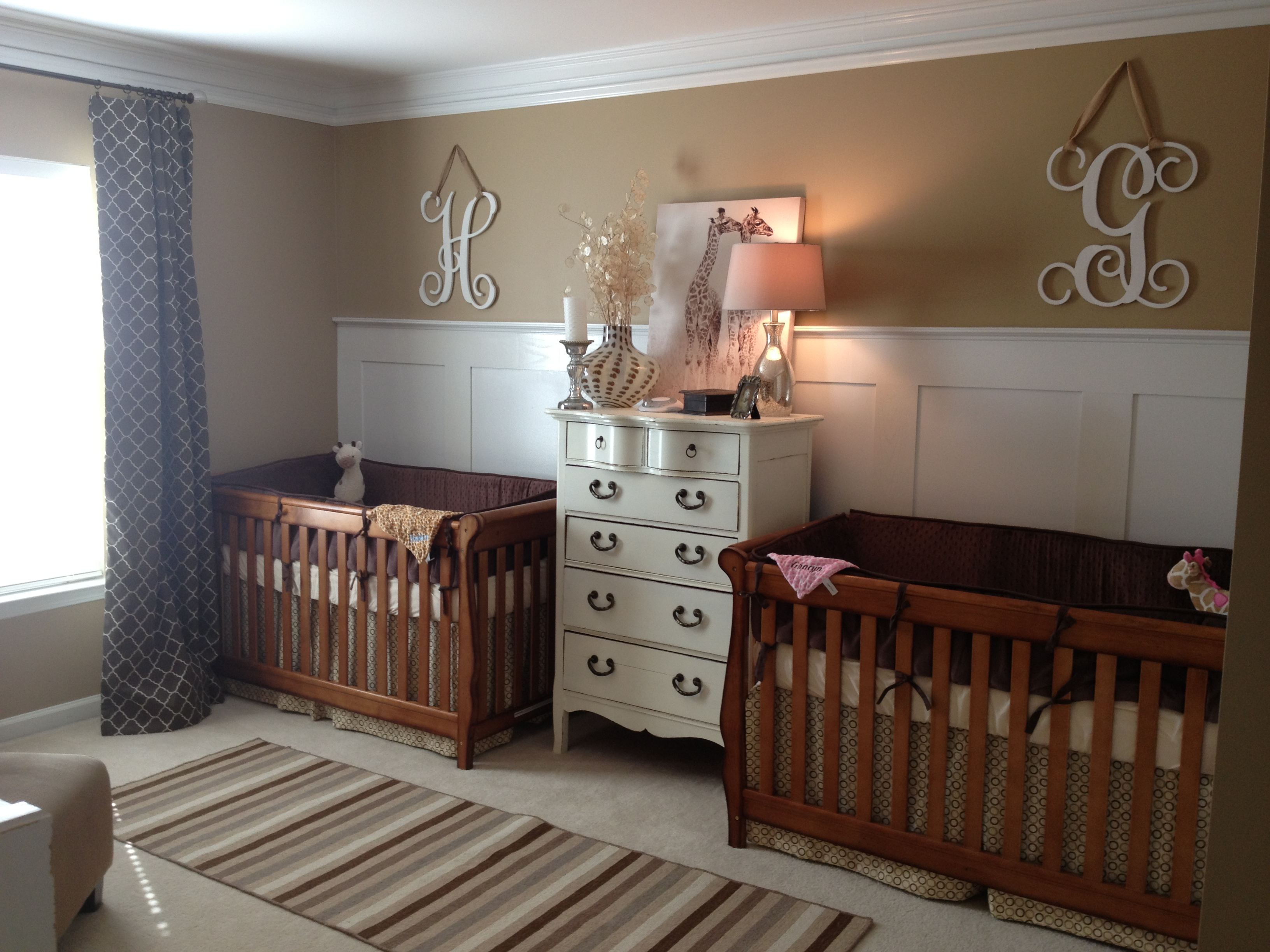 Astonishing traditional and personalized nursery