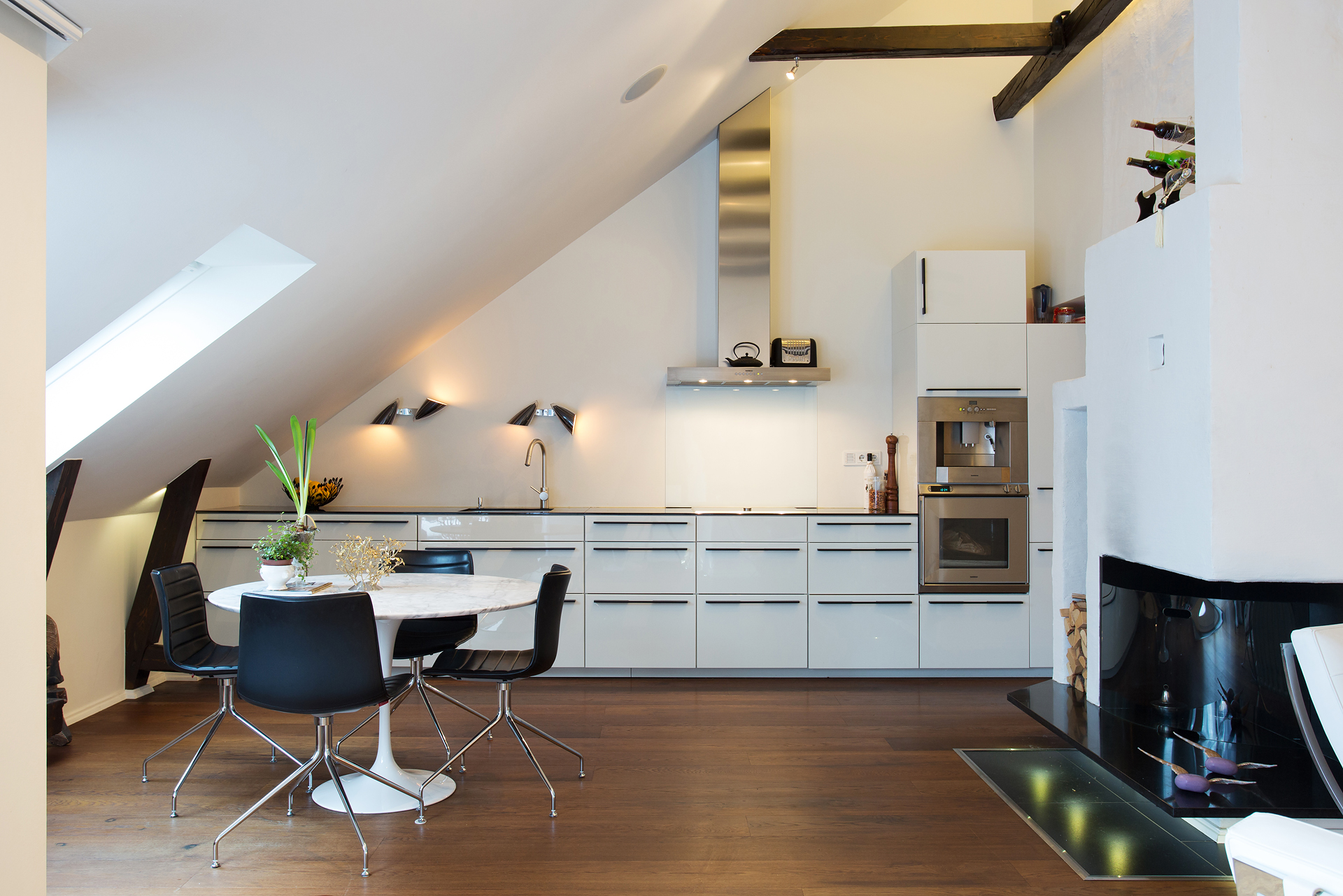 Kitchens With The Attic Appeal
