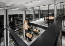 Black-and-white-interior-of-the-industrial-cafe-in-The-Hague-217x155