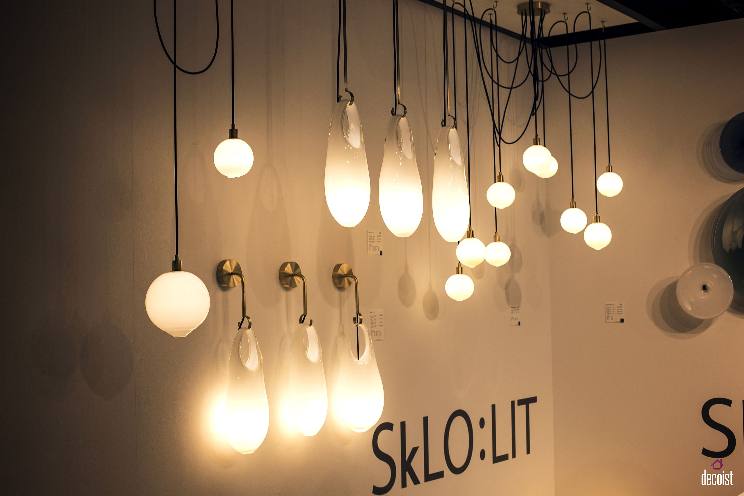 Bright and beautiful pendants from SkLO