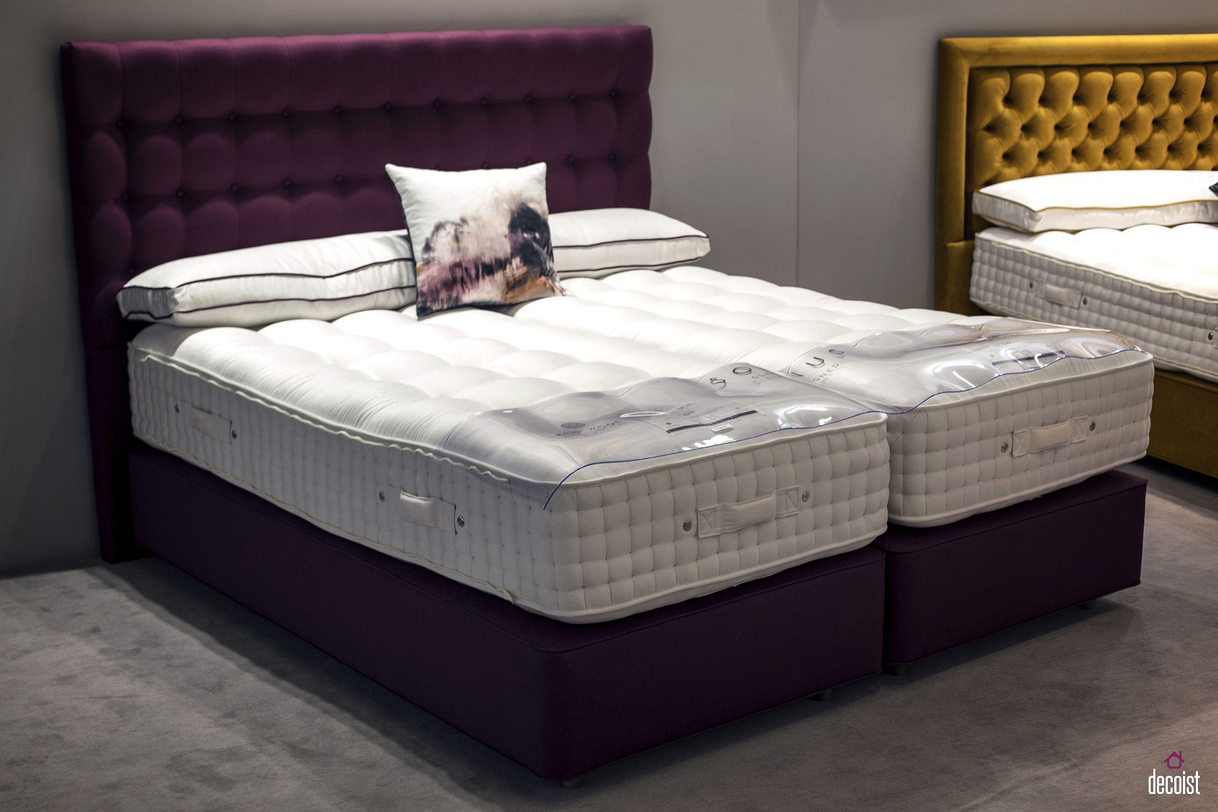 Bright-purple-headboard-and-bed-frame-idea