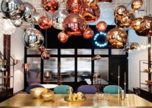 Bring-metallic-dazzle-to-your-home-with-the-Melt-pendant-light-217x155