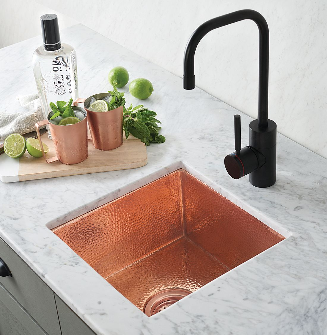Cantina-Polished-Copper-Bar-Kitchen-Prep-Sink