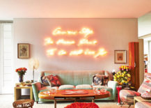 Daring Home Decor Neon Lights For Every Room - Neon lights for bedroom