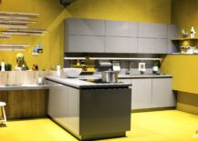 Cheerful-kitchen-in-yellow-and-gray-with-modular-shelving-217x155