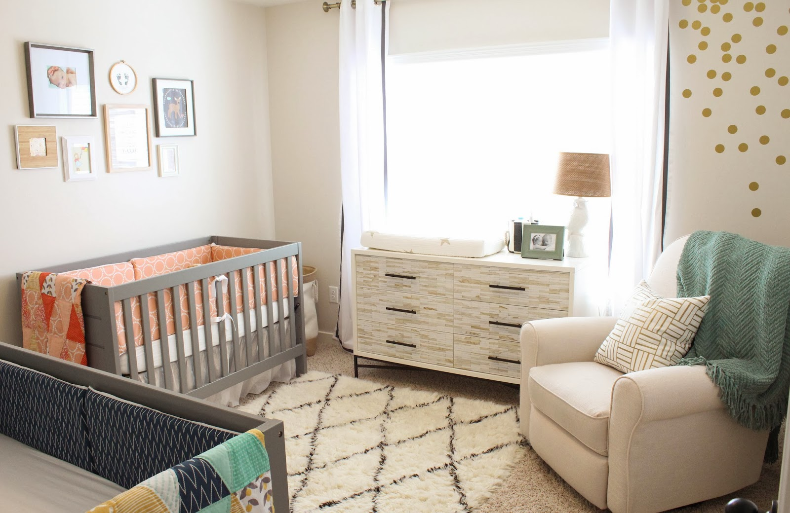 Twin Baby Room Ideas Double The Trouble And Love Sweet And Delightful Twin Nurseries