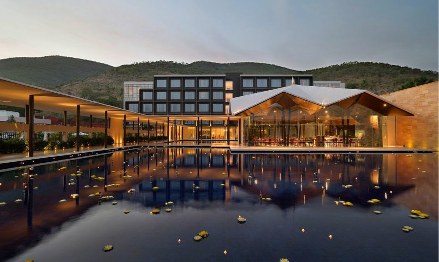 Opulent Splendor at Foothills of Saptagiri: Luxurious Dasavatara Hotel