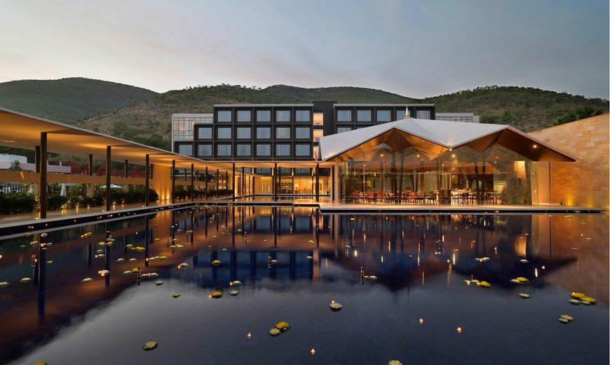 Opulent Splendor at Foothills of Saptagiri: Luxurious Dasavatara Hotel