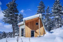 Colorado's First International Passive House Inspired by Japanese Design