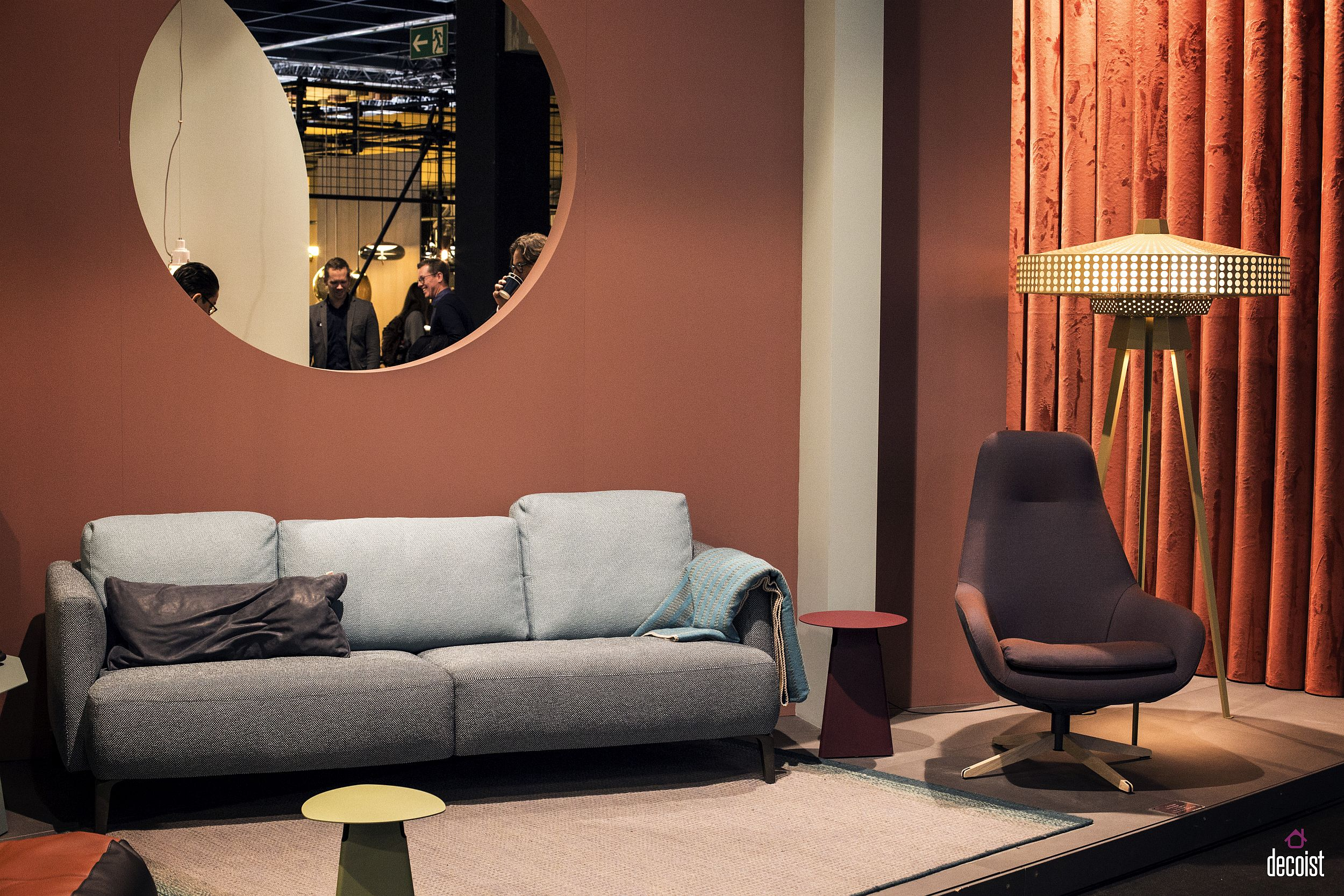 Exclusive floor lamp from pode showcases Dutch design at its timeless best